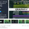 【無料化アセット】FPSやメモリ使用量をグラフィカルに表示!注目カテゴリ入りのステータスモニターがなんと無料化! [Graphy] / とっさの判断が試されるスリリングな壁よけフライトアクション Unity学習用プロジェクト / 8K画質で美しい!宇宙から見た地球とエイリアンの惑星シェーダ