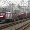 3月4日撮影 東海道線 平塚~大磯間 貨物列車3本撮影 1097レ 2079レ 71レ