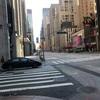 マンハッタンの朝