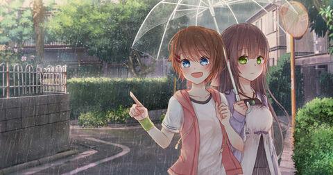 【Steam】百合だけど百合じゃなかった、けど紛うことなき百合ゲーな『Lingua Fleur: Lily』感想