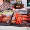 「漁盛丸」でカニ食べまくり@糸魚川市能生