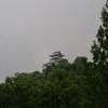 今日の犬山城は…『顔面蒼白😨😨😨』