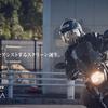 【新商品】スマホと合体可能なMT-07のロングスクリーンを発売します。