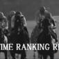 優駿牝馬(オークス)週の栗東坂路タイムランキング