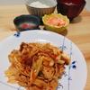 2019/10/28 今日の夕食