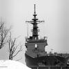 輸送艦しもきた LST-4002 2021年2月 釧路