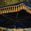 フリンジが豪華な海外テント!【デザインの参考に】