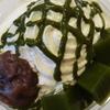 ファミリーマート『宇治抹茶パフェ』を食べた~!!