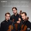 ベートーヴェン:弦楽三重奏曲第1番 / トリオ・ツィンマーマン (2014 SACD)