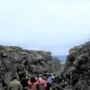 世界一周ピースボート旅行記 59日目~アイスランド(レイキャビク)~①「シンクヴェトリル国立公園」