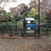 言い訳の東京旅行三日目(7)。渋谷区立鍋島松濤公園で、『街』の場面を回想した