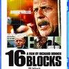 「 16ブロック 」16BLOCKS < ネタバレ あらすじ >悪事に手を染めアルコール中毒になった刑事は証言者を守るためやり直す!