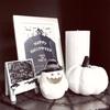 【モノトーン】ハロウィンも白黒で!〜その1〜