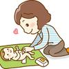 ベビーマッサージの効果は?赤ちゃんを笑顔にして絆を深めよう!