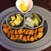 お野菜からの離乳食  [168日目  りんごとさつまいもと人参のオートミールおやき]