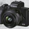 CanonがEOS Kiss M IIを発表!