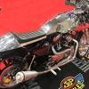 パーツ:Omega Racer「HD Sportster - Aluminium Cafe Racer Fairing」
