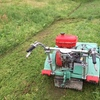 芝刈りから草刈りへ