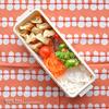 #789 セロリと鶏ムネ肉のヘルシー水餃子リメイク→焼き餃子弁当