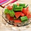 簡単!!トマトとオクラのマリネの作り方/レシピ