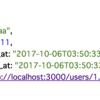 Alamofire+CodableでAPIのレスポンスをオブジェクトに変換
