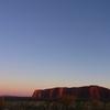 オーストラリア シドニーから世界遺産【エアーズロック】へ車で行った話 その⑥(⑥/⑦) エアーズロック登山