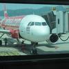 タイエアアジア搭乗記! FD404便、ペナンからバンコクドンムアンへ!