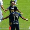 メキシコリーグ2016年前期 第12節 UNAM 1-0 Chiapas