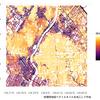 メモ:「道路を方角ごとに塗り分けると、その街のでき方がわかる :: デイリーポータルZ」を地理院地図ベクトルタイルとggplot2で