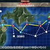 E-1【前段作戦】津軽海峡/北海道沖(2017年春イベント)の攻略(難易度甲)