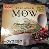 MOWの期間限定!エチオピアモカコーヒーが美味しい