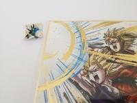 ドラゴンボール「色紙ART(アート)」復刻スペシャルのレビュー。全部レア以上で豪華でいつもより100円高い。