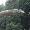 和歌山県恐竜ランドに行ってきました ☆ 冷え冷え鉱山とムクムクの犬くん