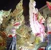 タイ、ミャンマー旅行 DAY2*チェンマイ 夜の散歩