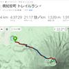 羊蹄山、登り2時間47分!