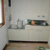 床工事4(12㎜合板の重ね張り下地にCFシート仕上)