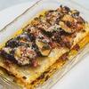 バリバリ食感が美味しいナスのミートラザニアのレシピ
