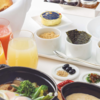 〜朝食〜 キャピタル東急とANAインターコンチネンタル ホテルをはしご