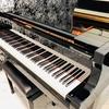 ピアノレンタル室でグランドピアノ弾いてきたり、の休日。