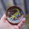 豆皿・犬の花器・楕円皿