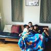 夫と妻と子ども5人。7人家族の理想の家づくり