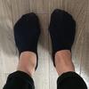 UNIQLOのベリーショートソックス(浅履き靴下)は脱げなくていい!今まで100均で消費してたのはなんだったんだ。