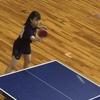 全国高等学校選抜卓球大会二部シングルス三重県予選・1回戦