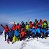 3月!好日山荘登山学校「木曽駒ヶ岳」は素晴らしい景色を堪能できました。