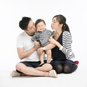 ハレノヒ「家族の写真」blog