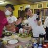 中房温泉(長野県)オフ会!お楽しみの晩御飯♪