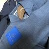 スーツをオーダーしたり、買ったりしました