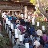 2017年 山名八幡宮 初詣①