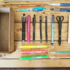 【断捨離】ペンや消しゴムが増えてきたので、文房具の見直しをしてみる。