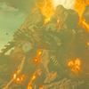 【ゼルダの伝説BoW プレイ日誌21】デスマウンテン登ってみた。〜ゴロンシティを目指して〜